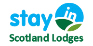 Stay in Scotland Lodges Logo