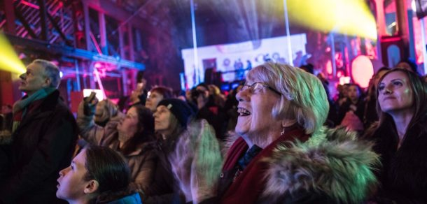 Our illumination : Harbour Festival of Light is a shining success!