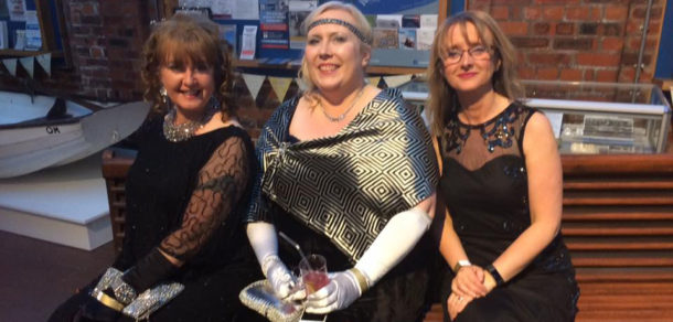 Glamorous Ladies at our Style at Sea Event