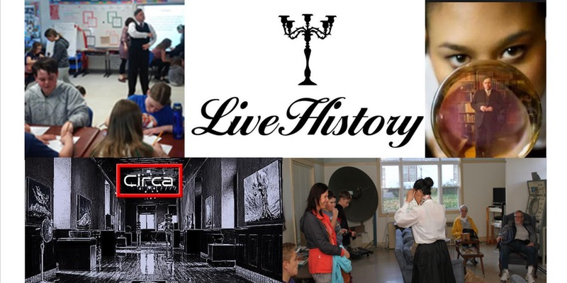 live history image